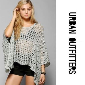 Urban Outfitters (Staring at Stars) - Poncho
